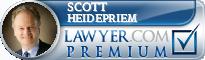 Scott N. Heidepriem  Lawyer Badge