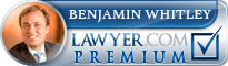 Benjamin Whitley  Lawyer Badge