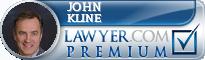 John K. Kline  Lawyer Badge