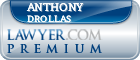 Anthony T. Drollas  Lawyer Badge