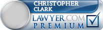 Christopher L. Clark  Lawyer Badge