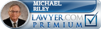 Michael P. Riley  Lawyer Badge