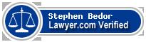 Stephen J. Bedor  Lawyer Badge