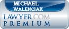 Michael Ross Walenciak  Lawyer Badge