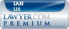 Ian J. Lis  Lawyer Badge