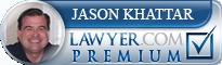 Jason Khattar  Lawyer Badge