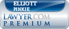 Elliott I. Pinkie  Lawyer Badge
