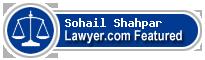 Sohail Shahpar  Lawyer Badge
