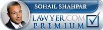 Sohail Shahpar  Lawyer Badge
