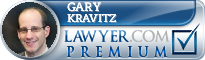 Gary A. Kravitz  Lawyer Badge