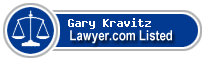 Gary Kravitz Lawyer Badge