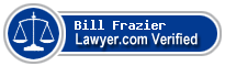 Bill Frazier  Lawyer Badge