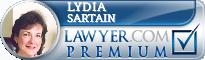 Lydia J. Sartain  Lawyer Badge