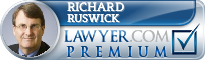 Richard P. Ruswick  Lawyer Badge