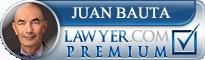 Juan P. Bauta  Lawyer Badge