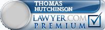 Thomas N. Hutchinson  Lawyer Badge