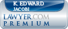 K. Edward Jacobi  Lawyer Badge