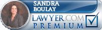 Sandra J.MacCormack Boulay  Lawyer Badge