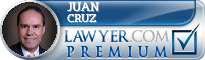 Juan J. Cruz  Lawyer Badge