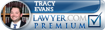 Tracy J. Evans  Lawyer Badge