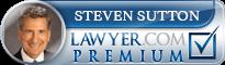 Steven R. Sutton  Lawyer Badge