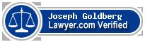 Joseph M. Goldberg  Lawyer Badge