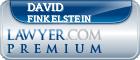 David Finkelstein  Lawyer Badge