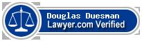 Douglas J. Duesman  Lawyer Badge