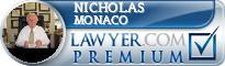 Nicholas M. Monaco  Lawyer Badge