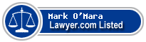 Mark O'Mara Lawyer Badge