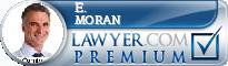 E. Michael Moran  Lawyer Badge