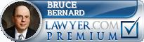 Bruce W. Bernard  Lawyer Badge