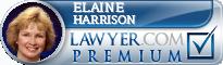 Elaine Joy Harrison  Lawyer Badge