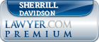 Sherrill I. Davidson  Lawyer Badge