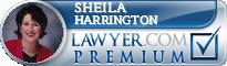 Sheila C Harrington  Lawyer Badge
