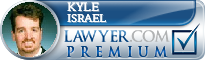 Kyle A. Israel  Lawyer Badge