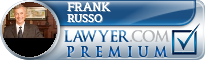 Frank W. Russo  Lawyer Badge