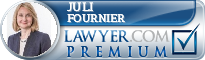 Juli Alger Fournier  Lawyer Badge