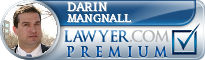 Darin Kirk Mangnall  Lawyer Badge