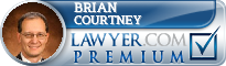 Brian C. Courtney  Lawyer Badge