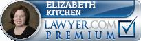 Elizabeth A. Kitchen  Lawyer Badge