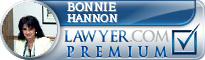 Bonnie Spaccarelli Hannon  Lawyer Badge