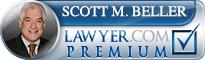 Scott M. Beller  Lawyer Badge
