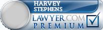 Harvey B. Stephens  Lawyer Badge