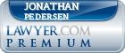 Jonathan Charles Pedersen  Lawyer Badge