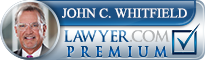 John C. Whitfield  Lawyer Badge