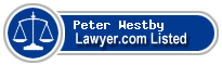 Peter Westby Lawyer Badge
