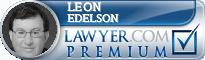 Leon I. Edelson  Lawyer Badge