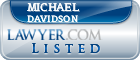 Michael Davidson Lawyer Badge