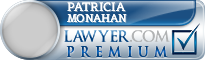 Patricia A. Monahan  Lawyer Badge